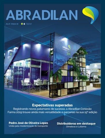 f6a9602c41 Revista Abradilan 46 by Editora CMN - issuu
