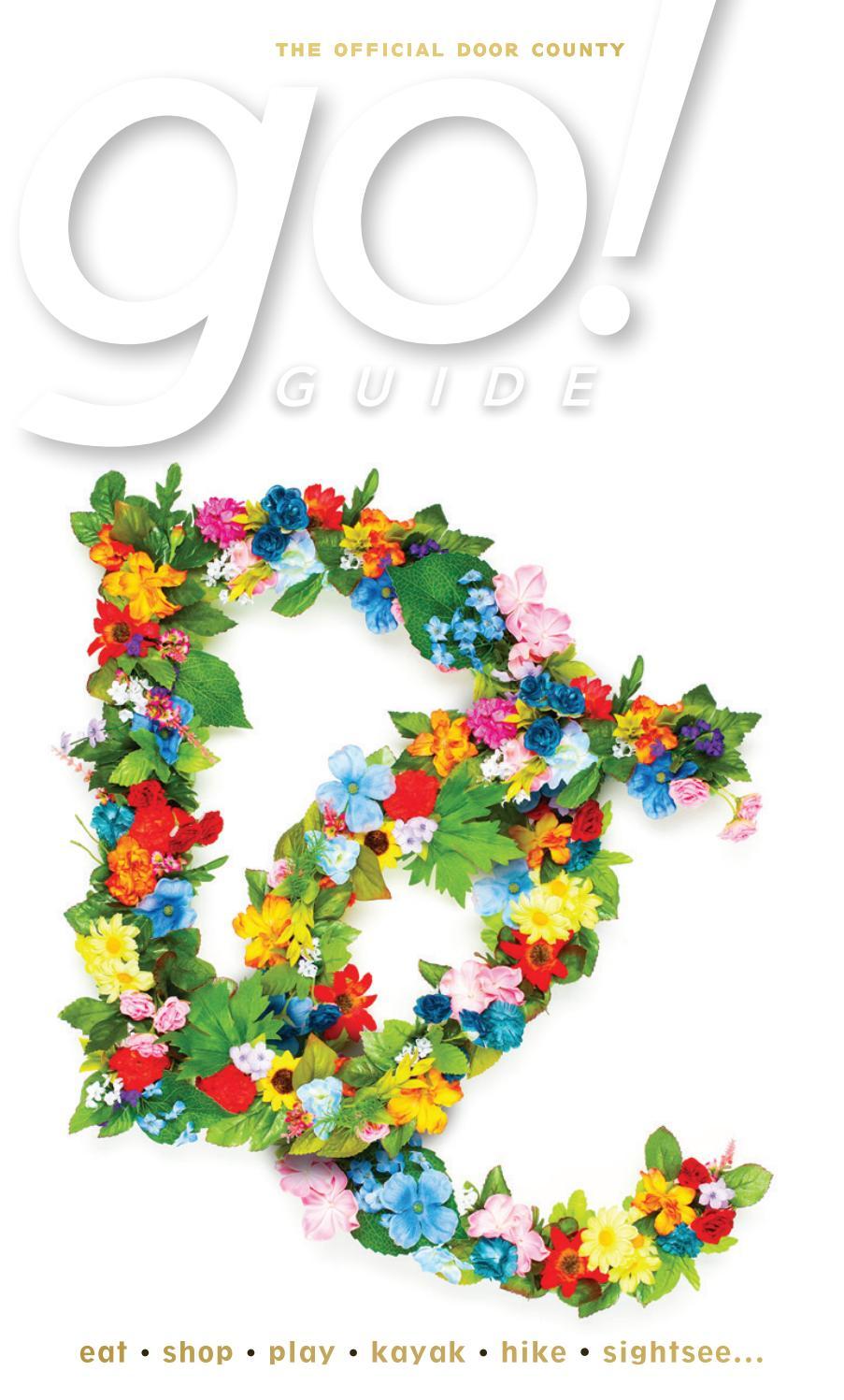 Door County Go! Guide 2019 by Door Guide Publishing - issuu