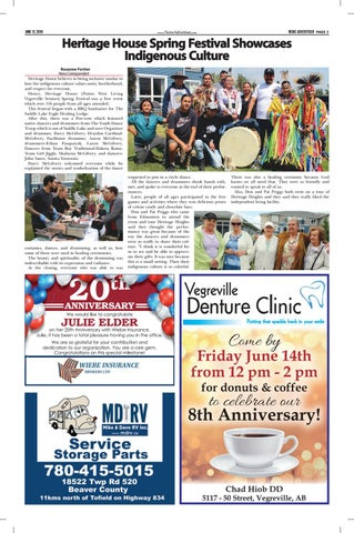 Page 3 of Heritage House Spring Festival