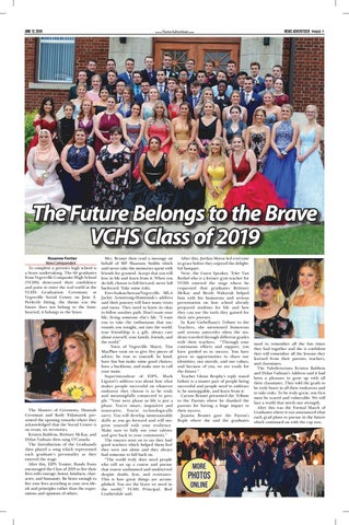 Page 7 of VCHS Class Of 2019