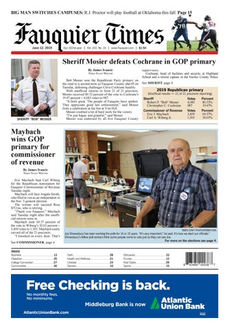 Fauquier Times 06/12/19 by Fauquier Times - issuu