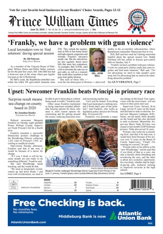 Prince William Times 06/12/19 by Fauquier Times - issuu