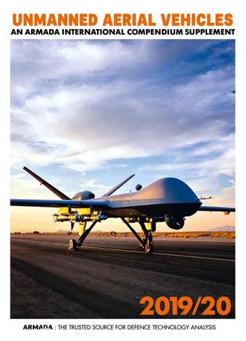 Compendium - UAV - June/July 2019 by Armada International