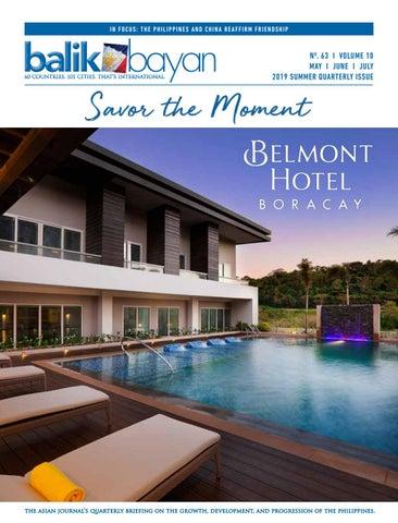 The 2019 Summer Quarterly Issue By Balikbayan Magazine Issuu