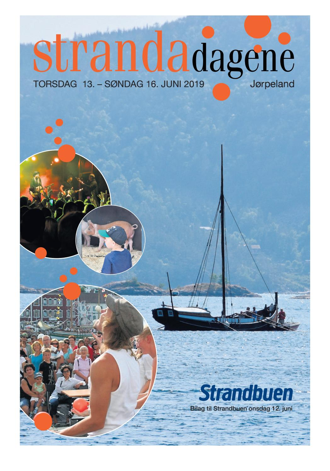 6829d0e8 Strandadagsbilag 2019 by nordsjomedia - issuu