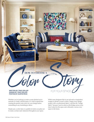Page 12 of How to Choose a Color Story for Your Space