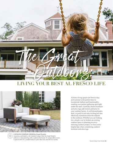 Page 37 of The Great Outdoors: Living Your Best Al Fresco Life