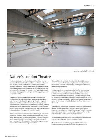Page 11 of Nature's London Theatre