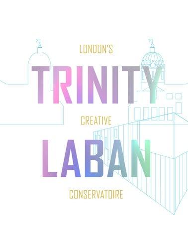 0f4ef1abcffc Trinity Laban Prospectus 2020/21 by Trinity Laban - issuu