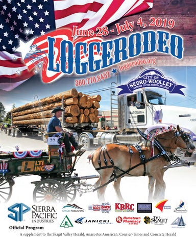 2019 Loggerodeo by Skagit Publishing - issuu