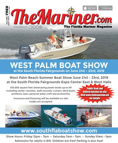 Issue 882 by The Florida Mariner - issuu