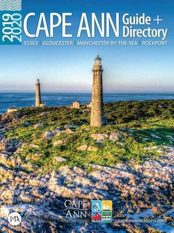 Cape Ann Guide + Directory 2019-2020 by New Venture Media Group - issuu