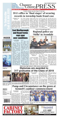 Chester County Press 06-12-2019 Edition by Ad Pro Inc  - issuu