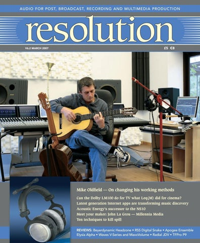 Resolution V6 2 March 2007 by Resolution - issuu