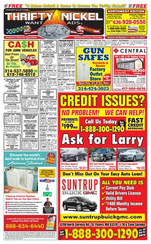 St  Louis Thrifty Nickel Want Ads 06-13-19 by Thrifty Nickel