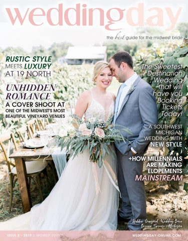 Maddie Rice Wedding.Weddingday Magazine Issue 2 2019 By Life Events Media Issuu