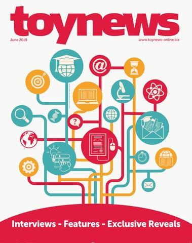 30a4a2ae2 Toy News June 2019 by Biz Media Ltd - issuu