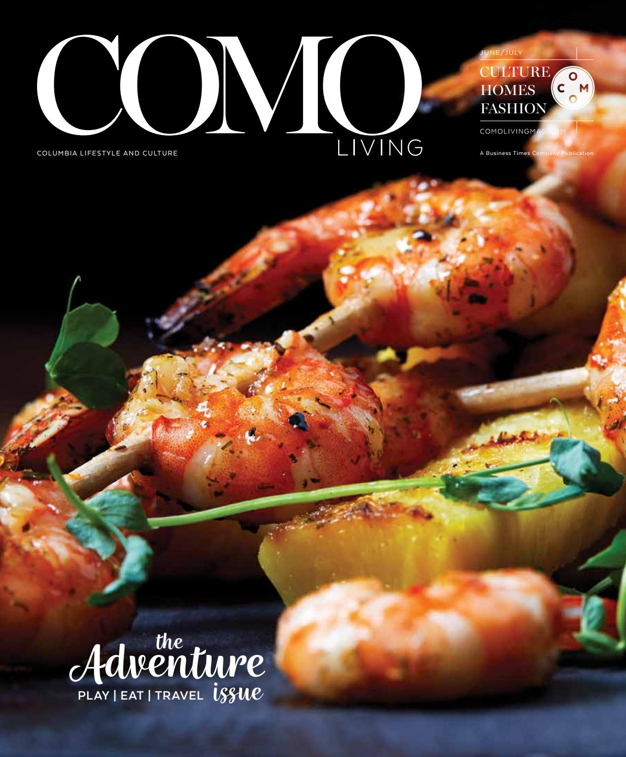Como Living June/July 2019 by Business Times Company - issuu