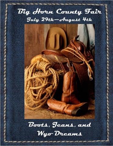 Big Horn County Fair by EDJE - issuu