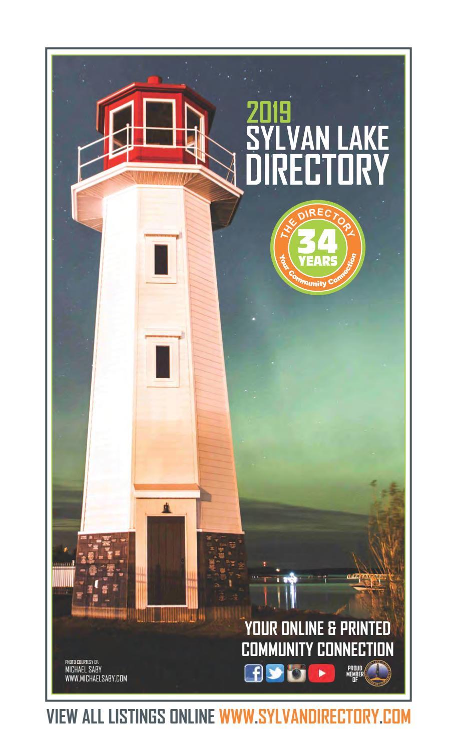 2019 Sylvan Lake Directory by Sylvan Lake Directory - issuu