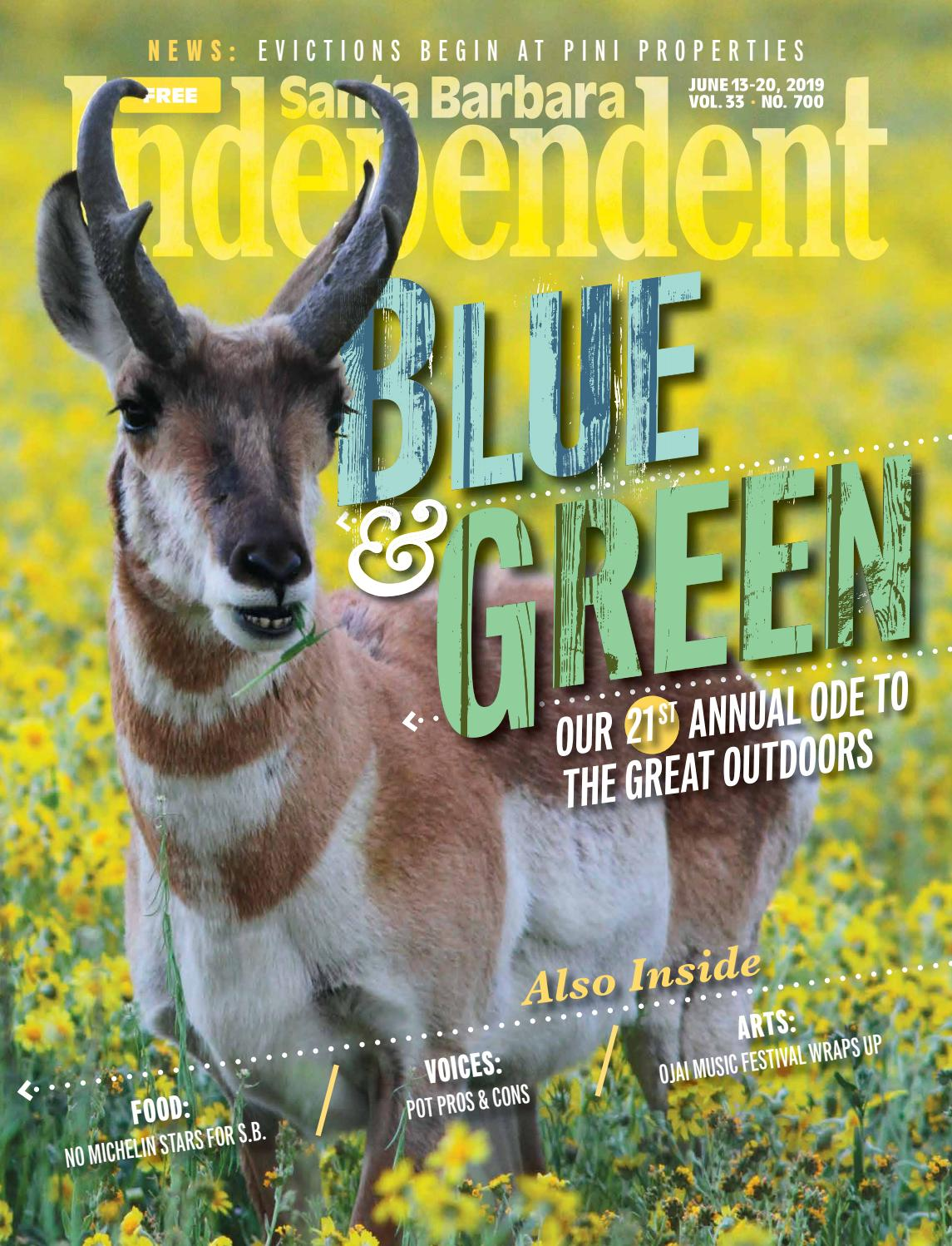 Santa Barbara Independent 6 13 19 By Sb Independent Issuu