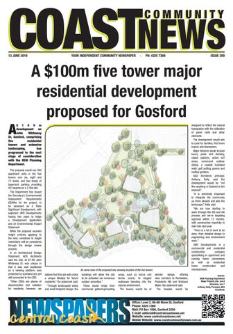 Issue 209 of COAST Community News by Central Coast Newspapers - issuu
