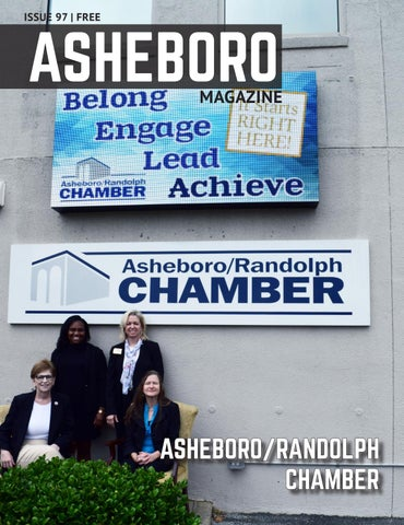 Asheboro Magazine - Issue 97 by Positive Community Magazines - issuu