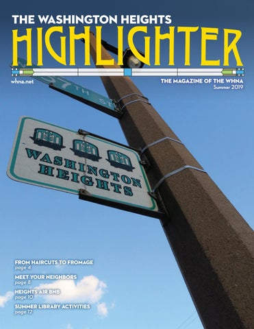WHNA Highlighter Magazine Summer 2019 by Nicole Julius - issuu
