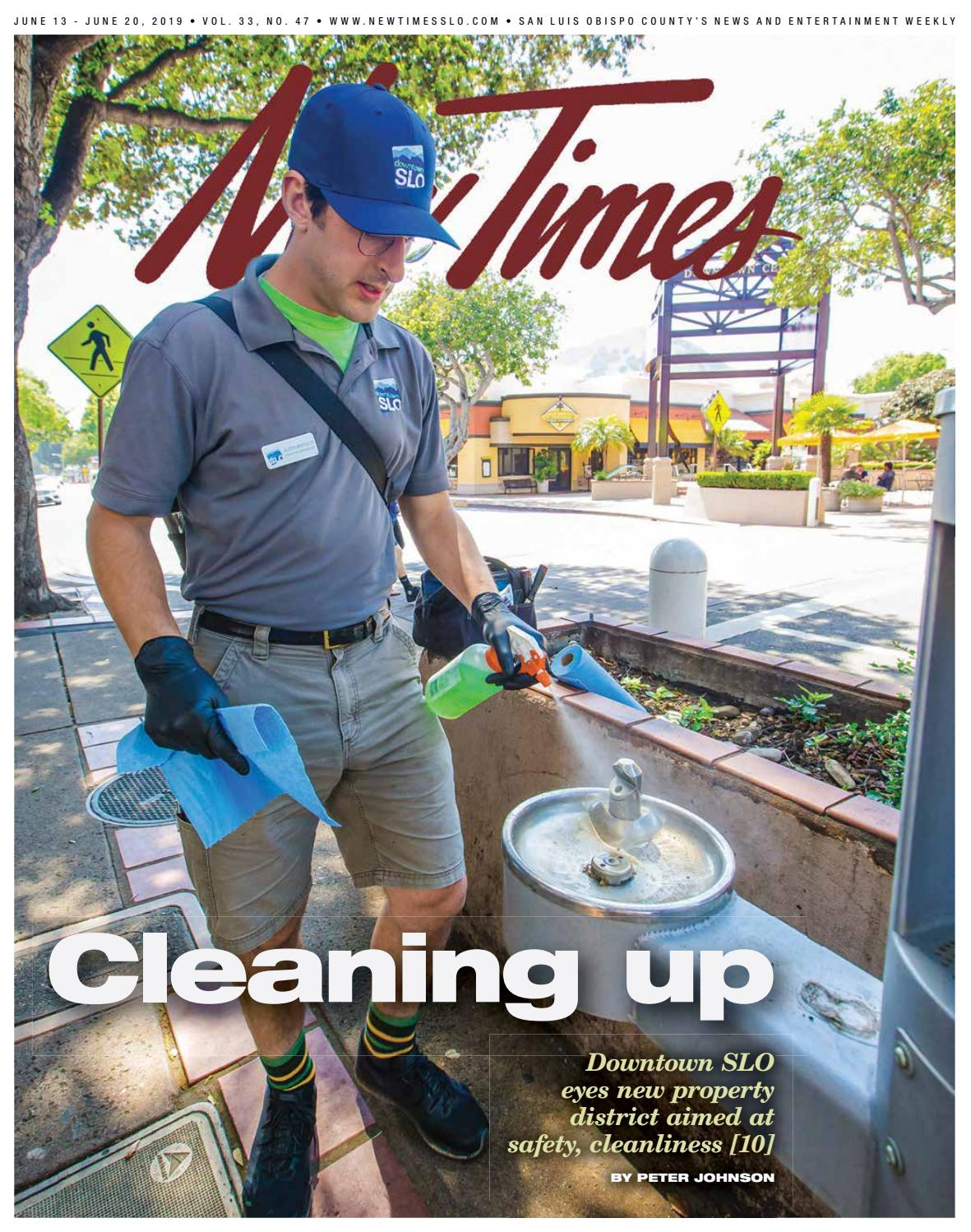 New Times, June 13, 2019 by New Times, San Luis Obispo issuu