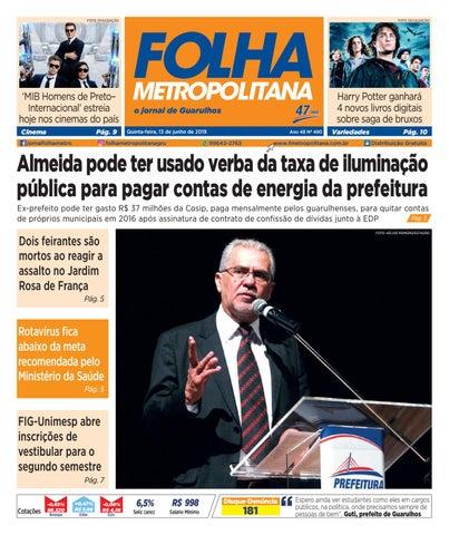 ce7993da3 Folha Metropolitana ed 490 - 13/06/201 by Folha Metropolitana - issuu