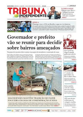 61894dac7 Edição número 3413 - 13 de junho de 2019 by Tribuna Hoje - issuu