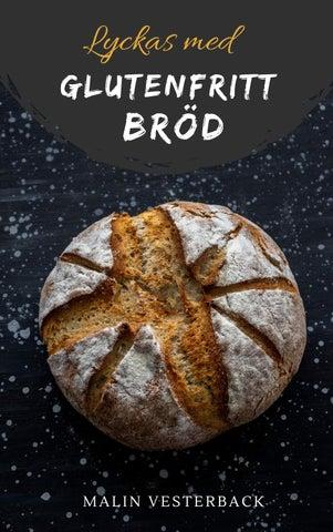 glutenfritt bröd till soppa