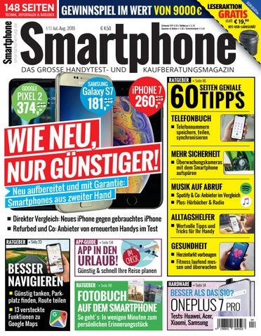 Smartphone Magazin Juni Juli 4 2019 By Cda Verlag Issuu
