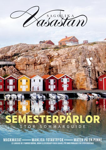 02894919bfe Sagolika Vasastan 2019_06 by Alm & Möller/Royal Publishing Group AB ...