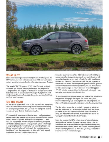 Page 51 of Audi Q7 Review