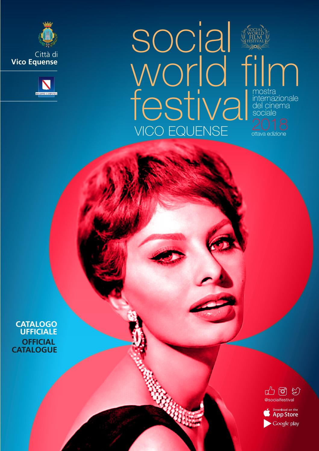 Social World Film Festival Catalogo 2018 By Aficfestival Issuu