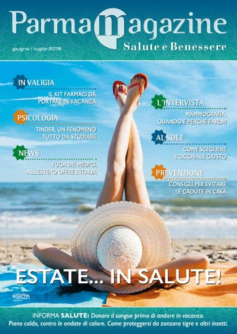 Parma Magazine Salute E Benessere N 11 By Edicta Issuu