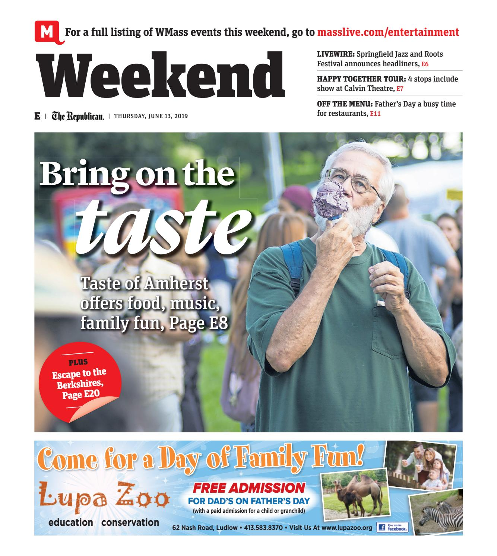 Weekend - June 13, 2019 by repubnews - issuu