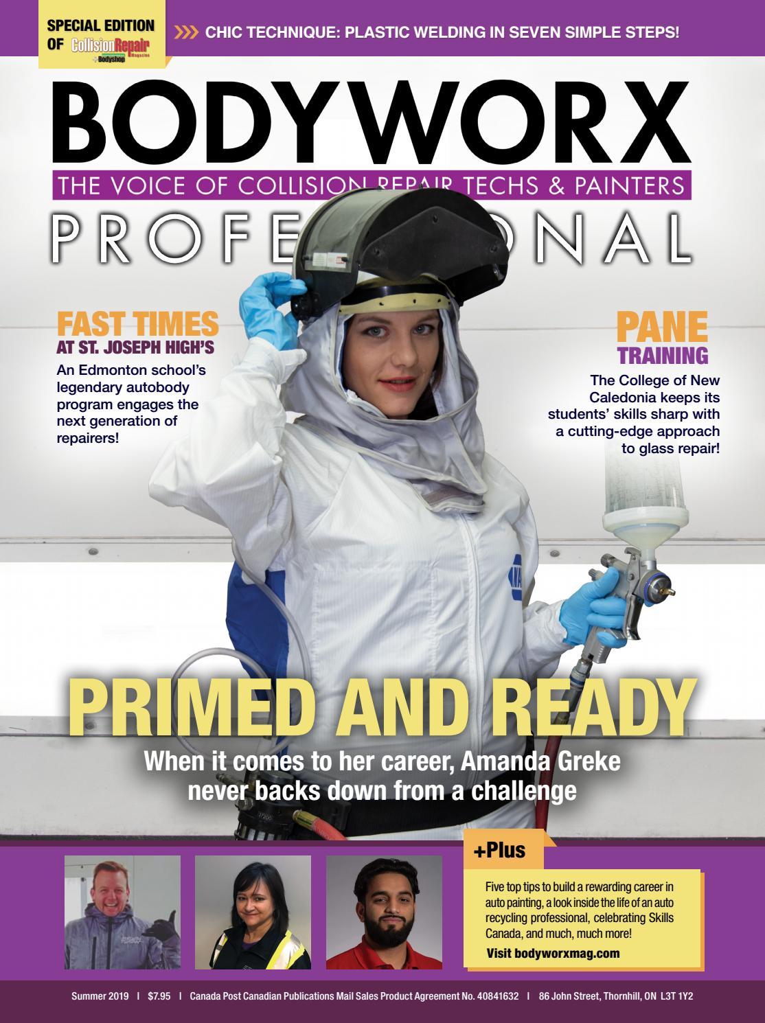 Bodyworx Professional 6#1 by Media Matters - issuu