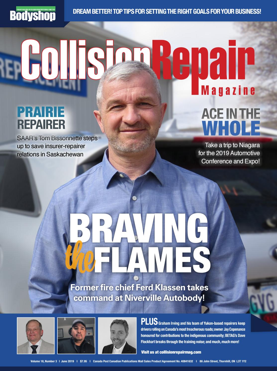 Collision Repair 18#3 by Media Matters - issuu