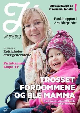4260beb5 Handikapnytt 03/19 by Handikapnytt - issuu