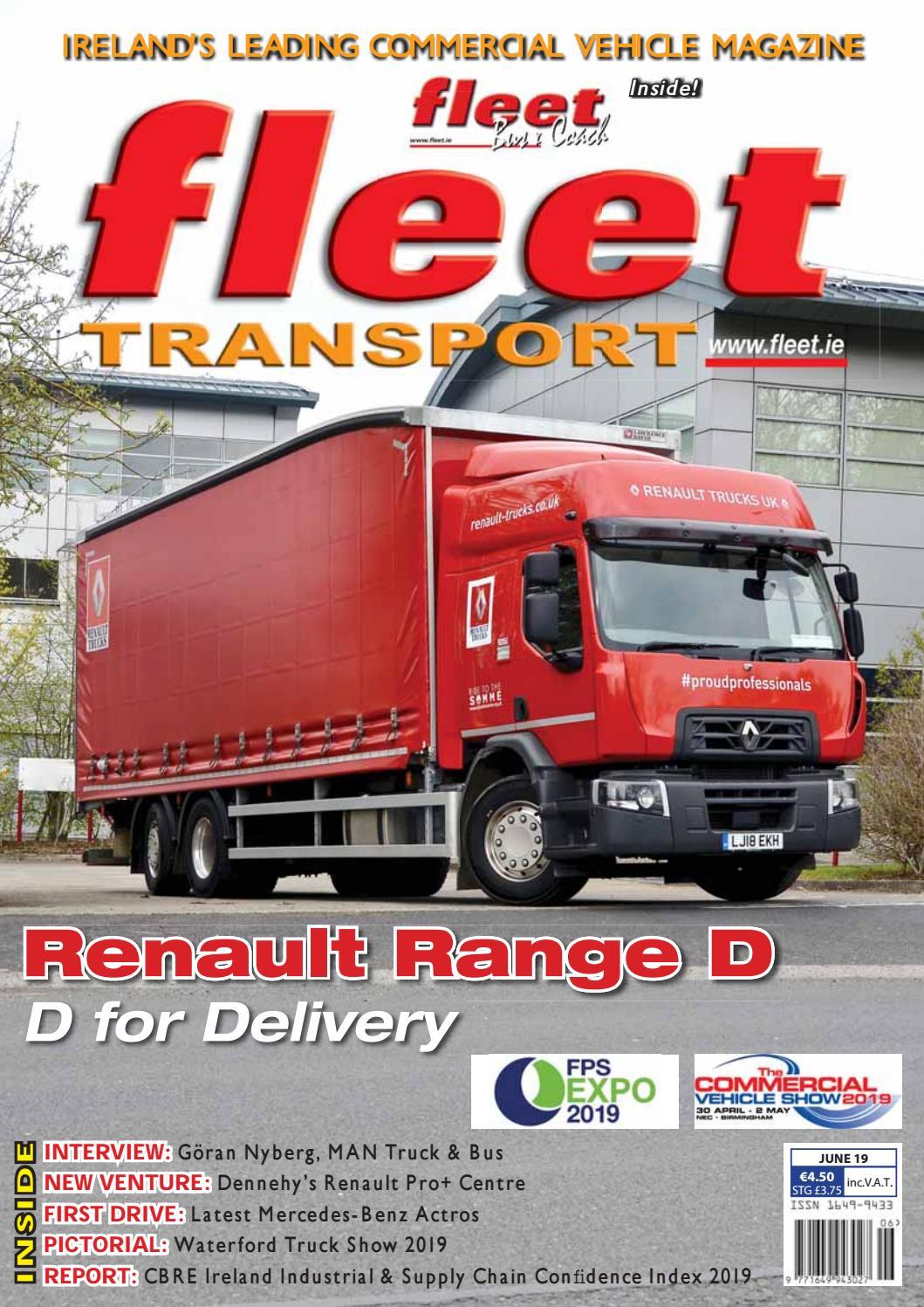 Fleet Transport June 2019 By Fleet Transport Issuu