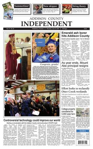 Thursday, June 13, 2019 by AddisonPress - issuu