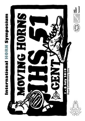 6c6317fa IHS 51 Program Book by KASK & Conservatorium / School of Arts Gent ...