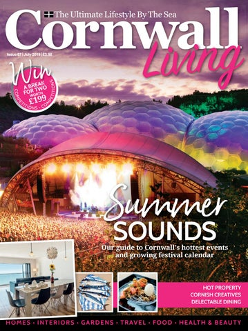 Cornwall Living 87 By Engine House Media Issuu