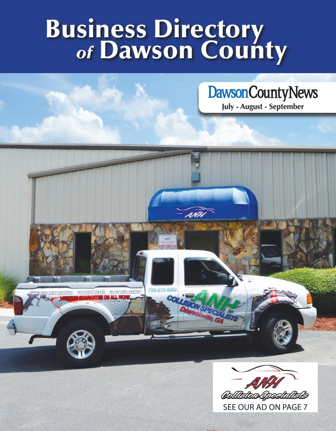 Dawson Business Directory July-September 2019 by The Times