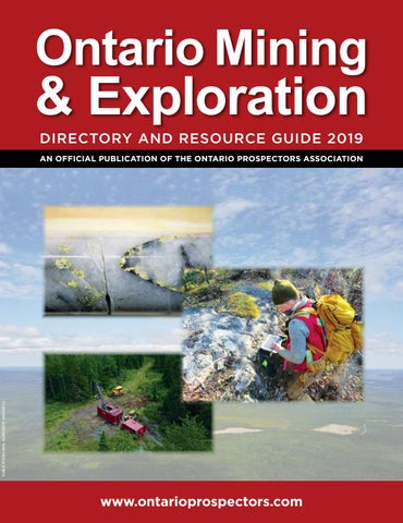 Ontario Mining and Exploration Guide 2019 by DEL