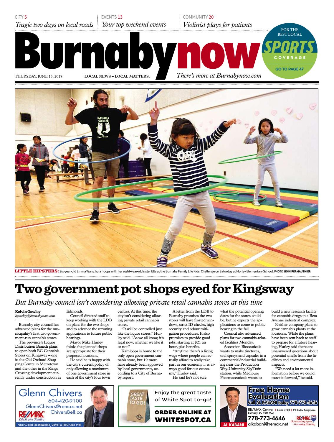 Burnaby Now June 13 2019 by Burnaby Now - issuu