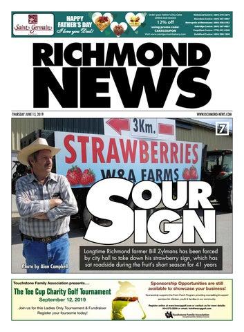 Richmond News June 13 2019 by Richmond News - issuu