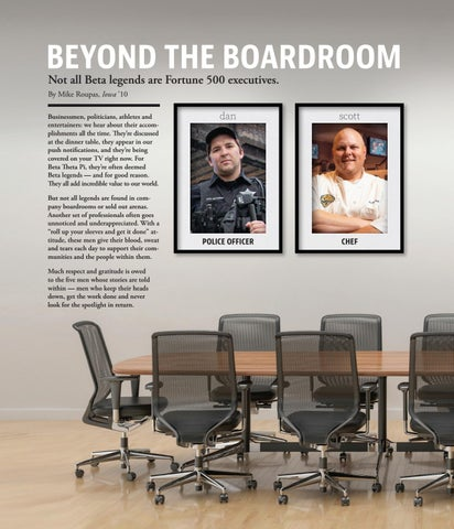 Page 20 of Beyond the Boardroom